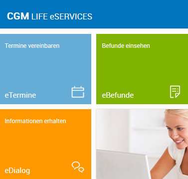 CGM LIFE eServices