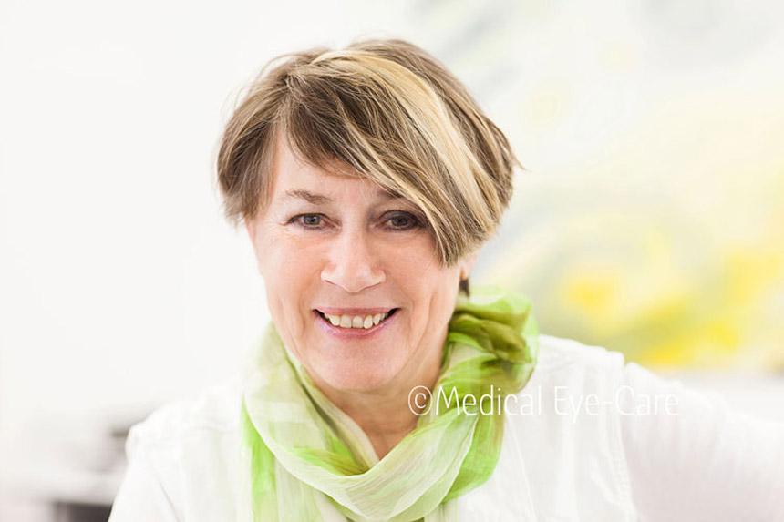 Dr. med. Gudrun Bischoff Augenärztin aus Hamburg