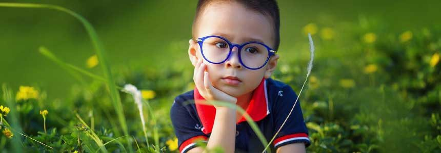 Kurzsichtigkeit vorbeugen bei Kindern