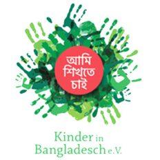 Logo Kinder in Bangladesch e. V.