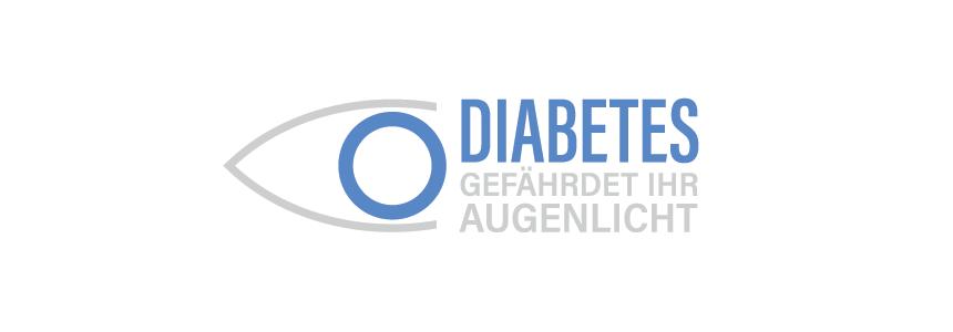 Netzhauterkrankung durch Diabetes