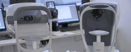 Hightech Augendiagnostik