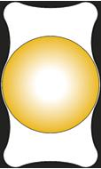 monofokale, asphärische Intraokularlinse (IOL) - Speziallinse