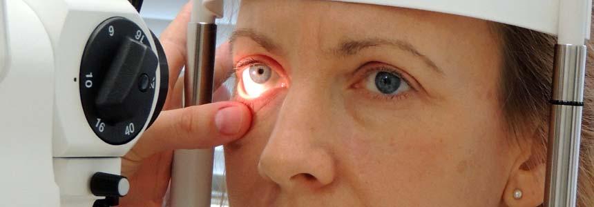 Bindehautentzuendung bei Neurodermitis-