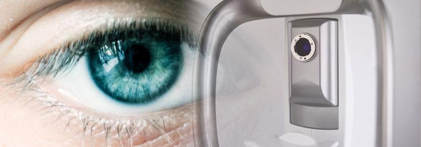 Optische Kohärenztomografie - Alzheimer-Früherkennung